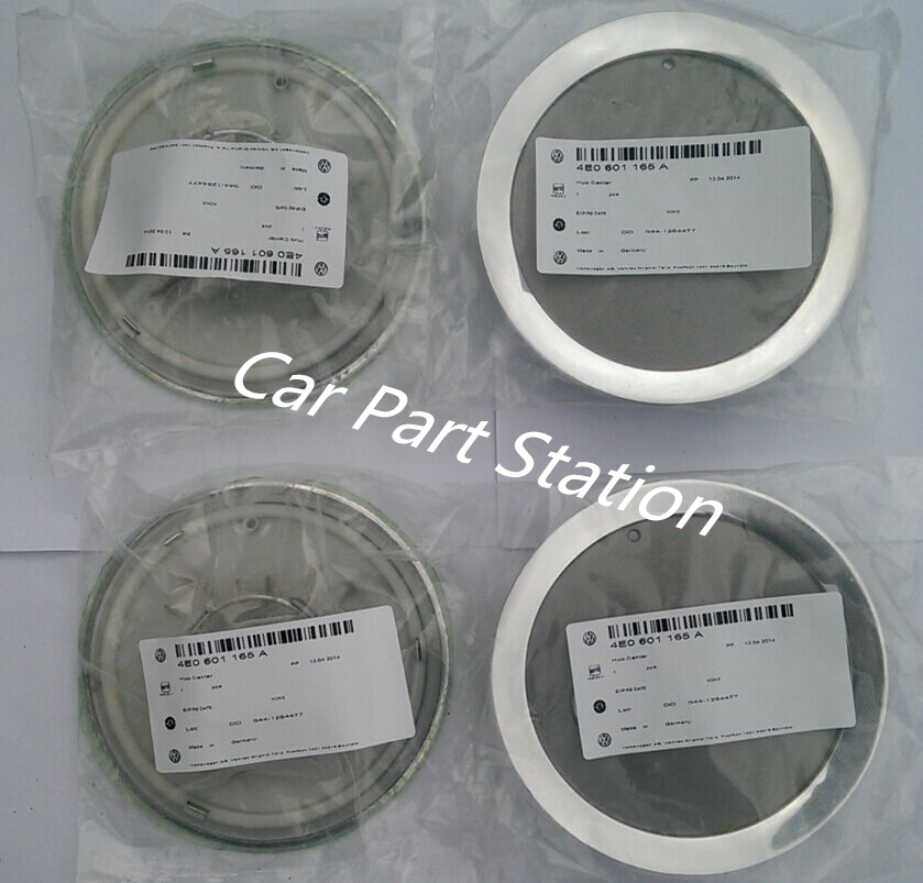 1 шт. новый центр колесный колпак для A8 A6 S6 s8 сплава 4E0 601 165 А 4E0601165A