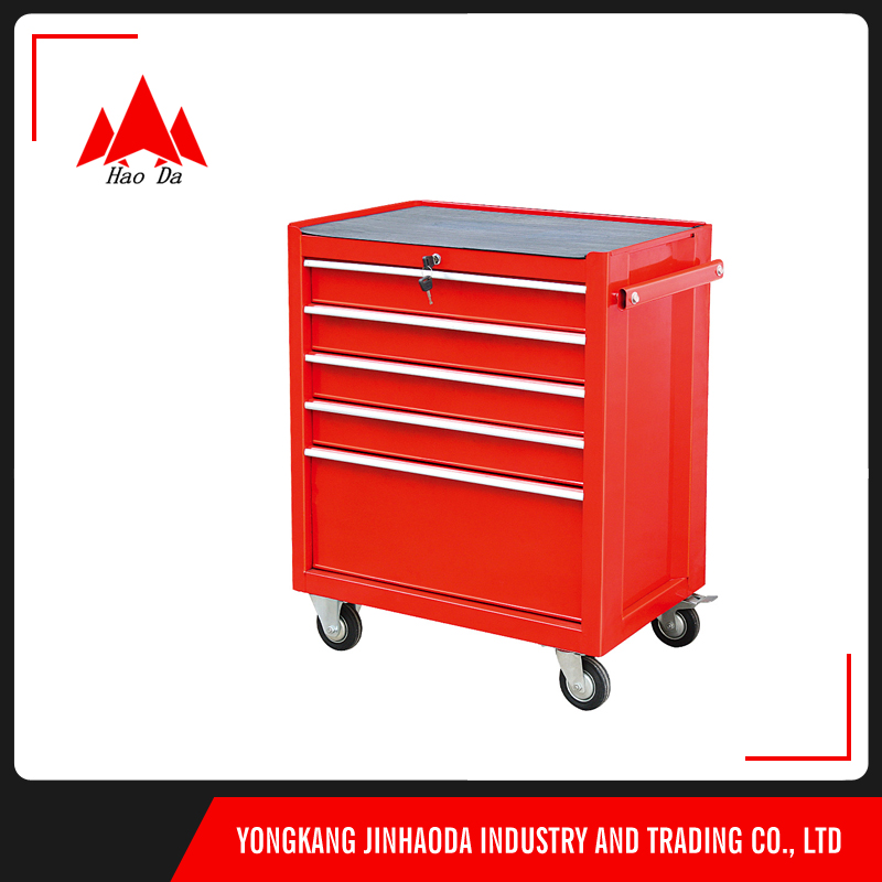 2015 Sell Best Tool Cabinet/ Metal Suitcase Tool Chest/ 5-drawer ...