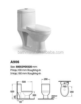 cheap wc toilet one piece children size toilet a906 buy children size toilet cheap wc toilet. Black Bedroom Furniture Sets. Home Design Ideas