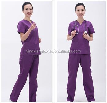 38363eb2774 Cheap Europe Hospital Nursing Scrub Suit Design