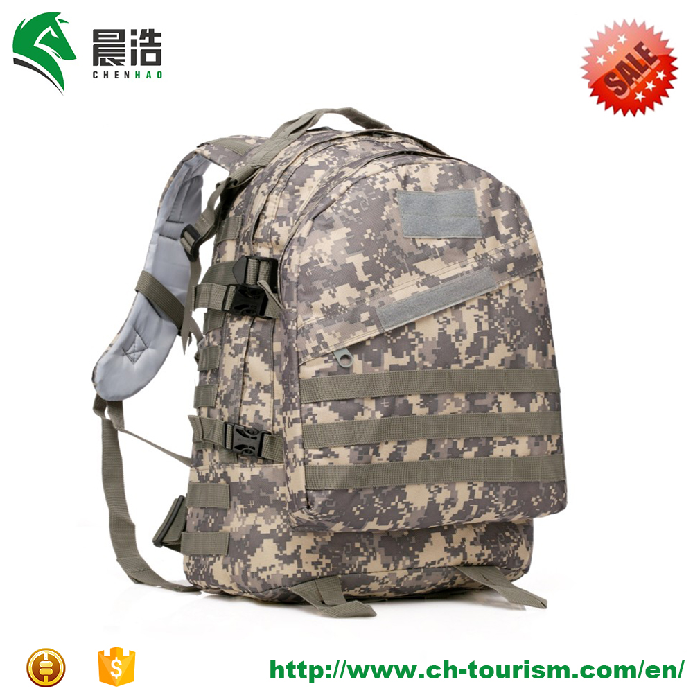 Durable 600D wholesale molle 3-day assault backpack waterproof military tactical molle backpack