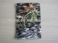 Neoprene fabric camouflage pattern/camouflage neoprene material