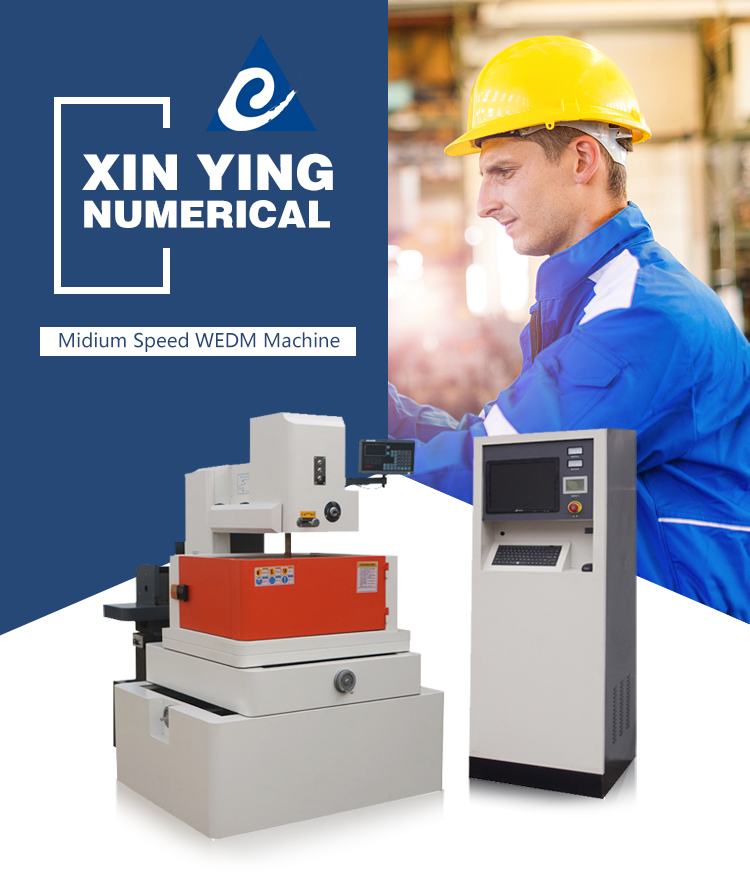 Suzhou Xinying EDM boormachine gat piper cnc draad edm boormachine