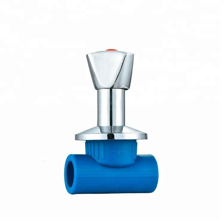 ppr fiiting use in bathroom angle valve