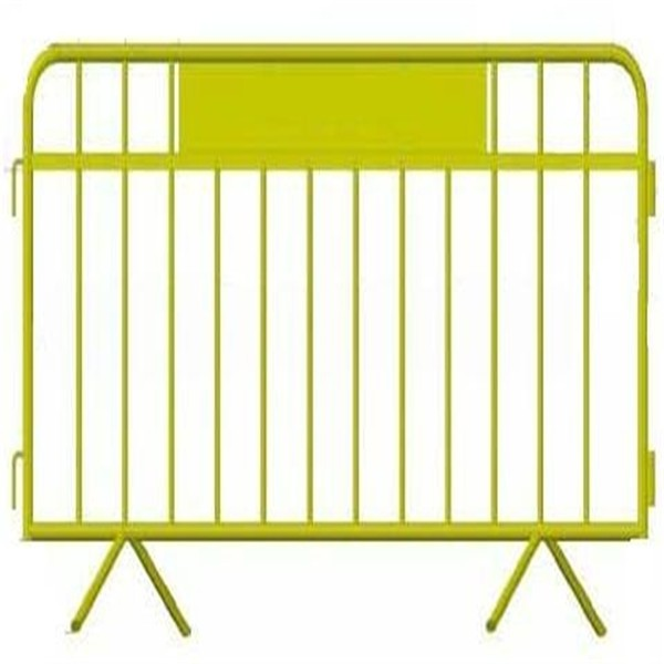Crowd Barrier Wire Mesh Fence Base/construction Site Temporary Fence/crowd  Fence - Buy Temporary Fence Base,Temporary Fence Panels,Used Temporary