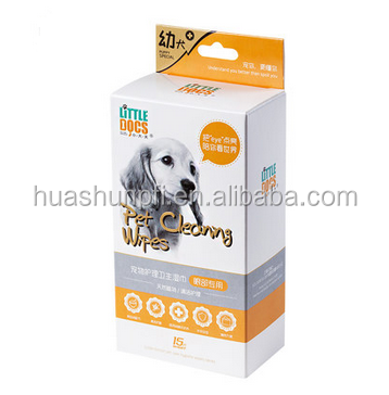 Hot sale pet wipes cleaning mouth ear for dog cat