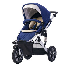 Einfache klapp baby <span class=keywords><strong>jogger</strong></span> <span class=keywords><strong>kinderwagen</strong></span> 3 rad baby buggy wagen