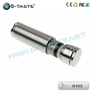 Kamry hot stainless steel delicate design huge vapor k103 vape with battery protection chip