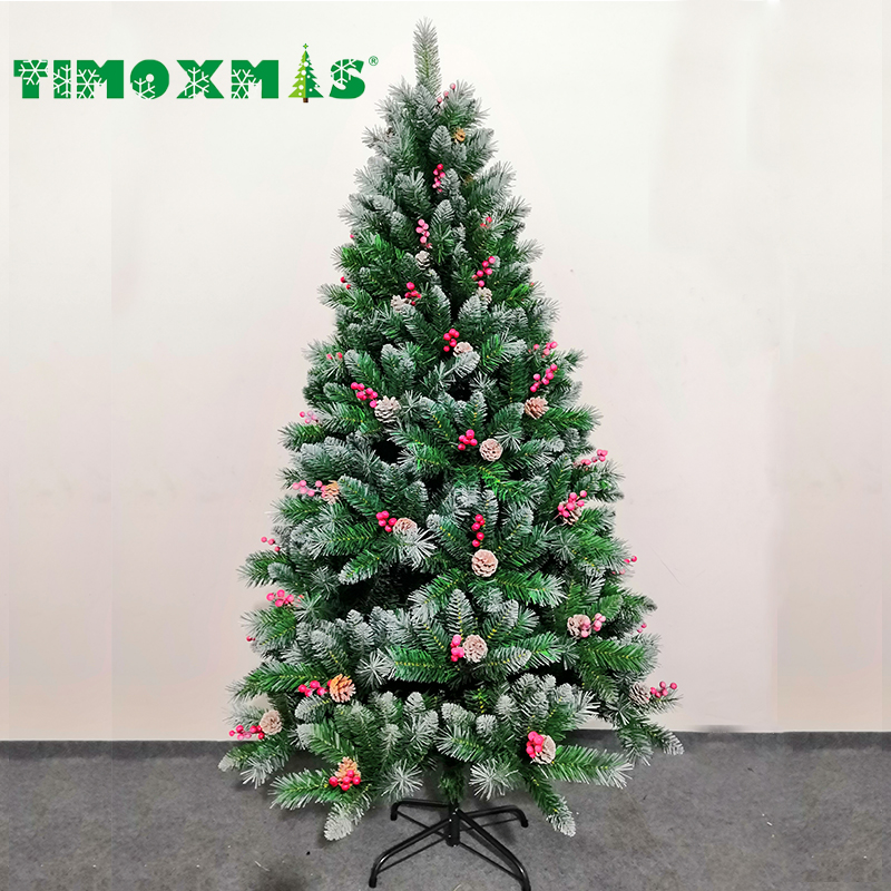 Provided 5.5m Green Pine Needle Rattan Vine Christmas Pendant Decoration Ornaments Xmas Party Hanging Tinsel Green Leaf Garden Xmas Sale Attractive Designs; Artificial & Dried Flowers Home & Garden