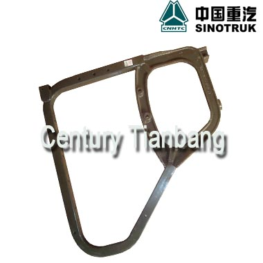 Parts Name: Rear Left Wheel Fender Bracket No:WG9719930315 SINOTRUK/HOWO/HOWO A7 Spare Parts