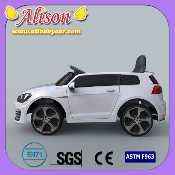 Hot Sale Alison Remote Control Car Kids Electric Car For