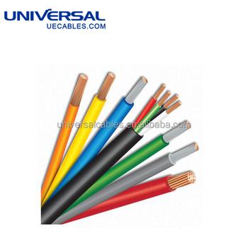 Universal Cable Flr13y Tpe-e Insulation Automotive Wire - Buy Tpe-e ...
