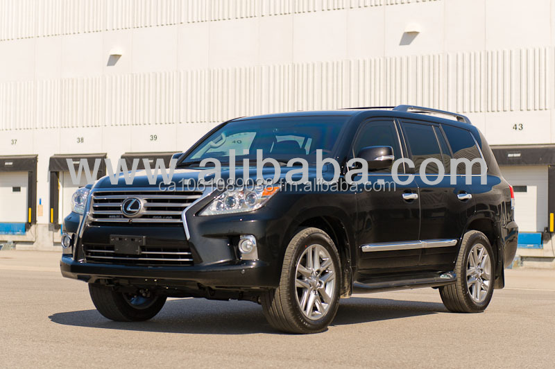 ARMORED VEHICLE -2014 LEXUS LX570 - B6