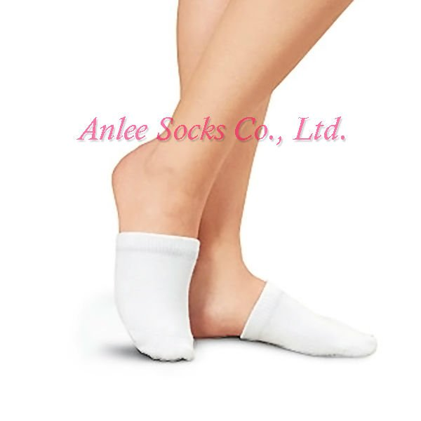 THV-063 Heel beauty Moisture Gel Socks tiptoe toe foot cover