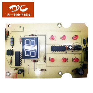 China PCBA Printed circuit boards manufacturing electronic PCB assembly