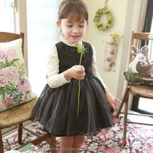 MS60267C wholesale kids double button vest dress chinese clothing online store