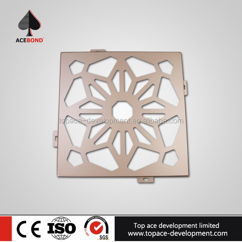 Convenient and quick installation and construction 500*500mm all size decorative carving wall panel used for pillar trim