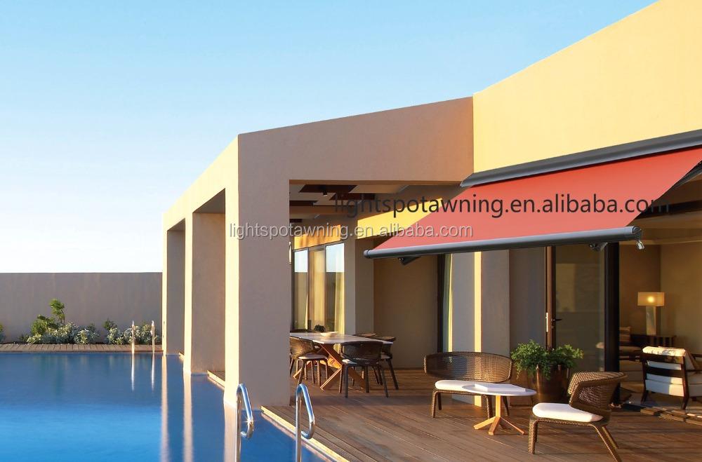 toldo retrctil techo patio terraza balcn toldos precios espaol tela