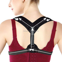 Adjustable Figure & Back Posture Corrector & Clavicle Brace HA01655