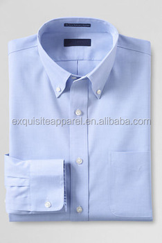 0f5f3200bf7 latest style Men s Traditional Fit Solid No Iron Supima Pinpoint Buttondown  Dress Shirt with long sleeve