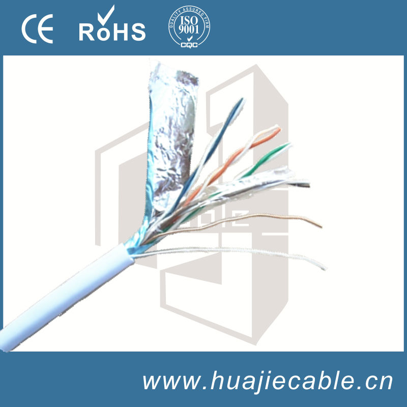 LAN cable FTP CAT5e (NETWORK CABLE,COMMUNICATION CABLE)