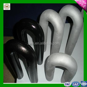 carbon steel customized u bend pipe