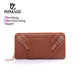 4472 Top sale Paparazzi original design wholesale manufacturer camel lady leather wallet