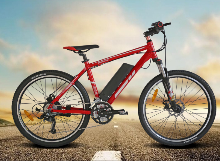 CZJB - 105C 48v 500w Brushless Electric Bike Wheel Hub Motor
