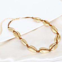 Модное женское ожерелье ручной работы, ожерелье-чокер для вечеринок и клубов(Китай)