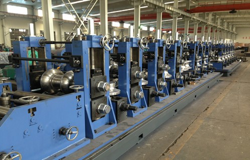 High quality carbon steel pipe welding machine