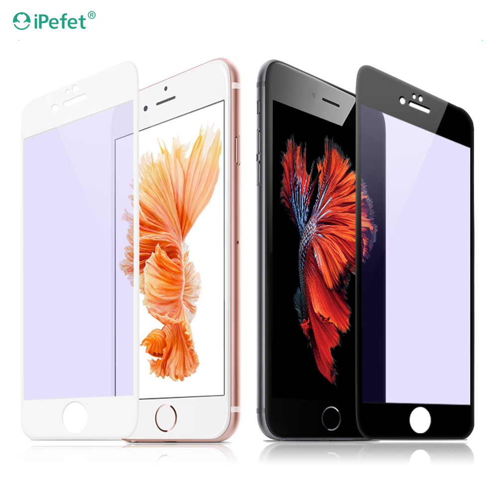 Full Size tempered glass for iPhone 7 0.26mm 3D 9H mobile phone tempered glass screen protector for iPhone7