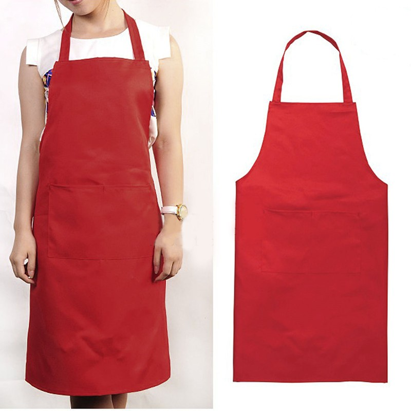 Wholesale Different Types Of Aprons With Logo Custom