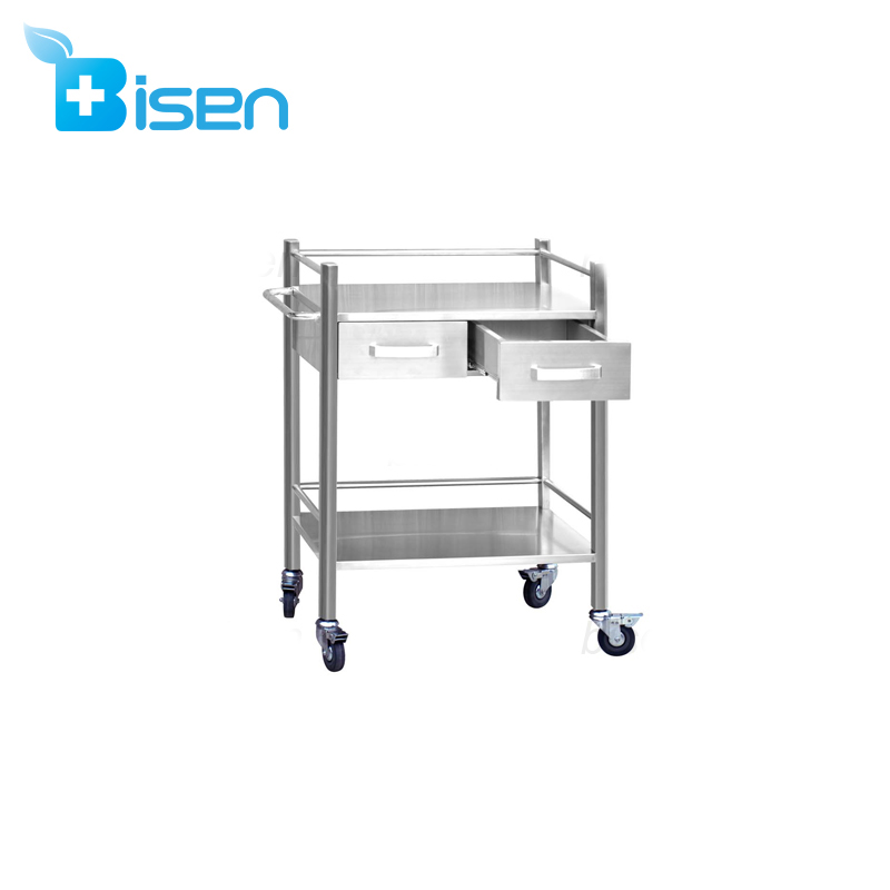 Cabinets Brand 2 Meters Metal Hospital Furniture Dental Cabinet