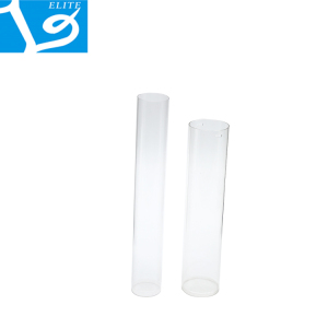 Hot Sell Hard Transparent Pvc Pipe Clear Plastic Round Box