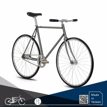 Classic Raw hand brushed Bicycle 1\