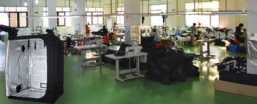 La cina ha fatto Indoor grow tenda complet kit idroponica pianta gorilla crescere kit tenda
