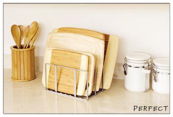 Kitchen Pantry Cut Board Rack/portable Baking Tray Rack - Buy ...