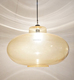 Clear Glass Pendant Lights Fog Glass Vintage Pendant Hanging Lamps
