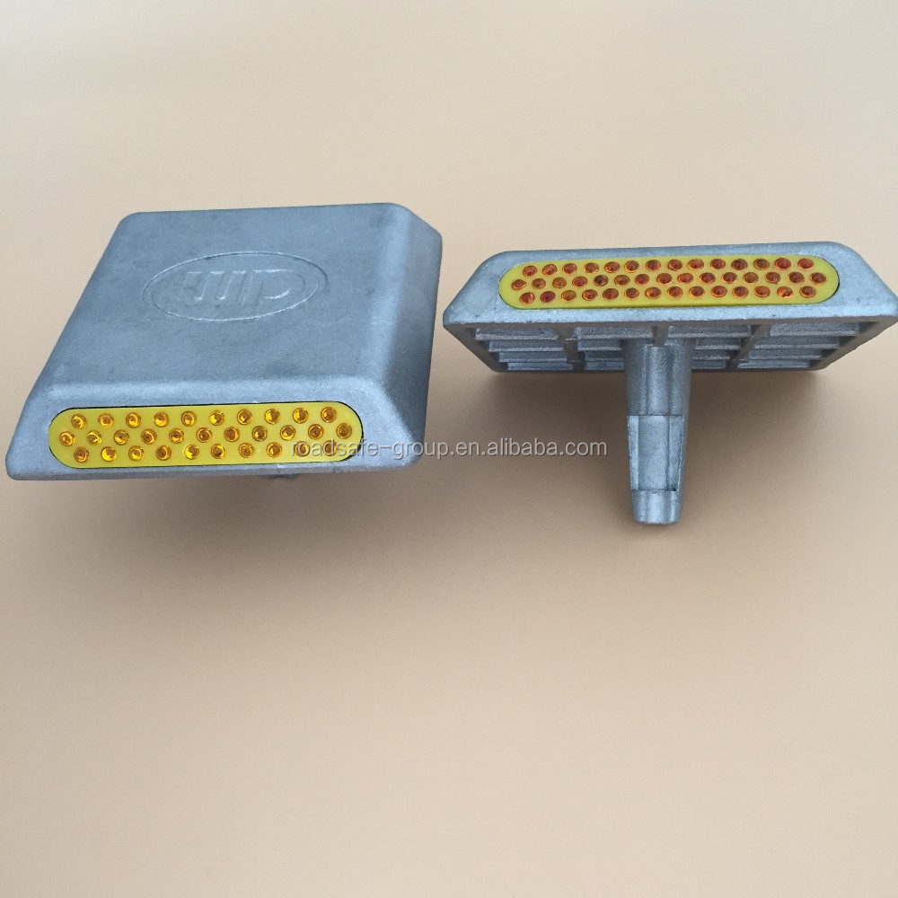 High resistance road reflector cat eye's Aluminum Road Stud