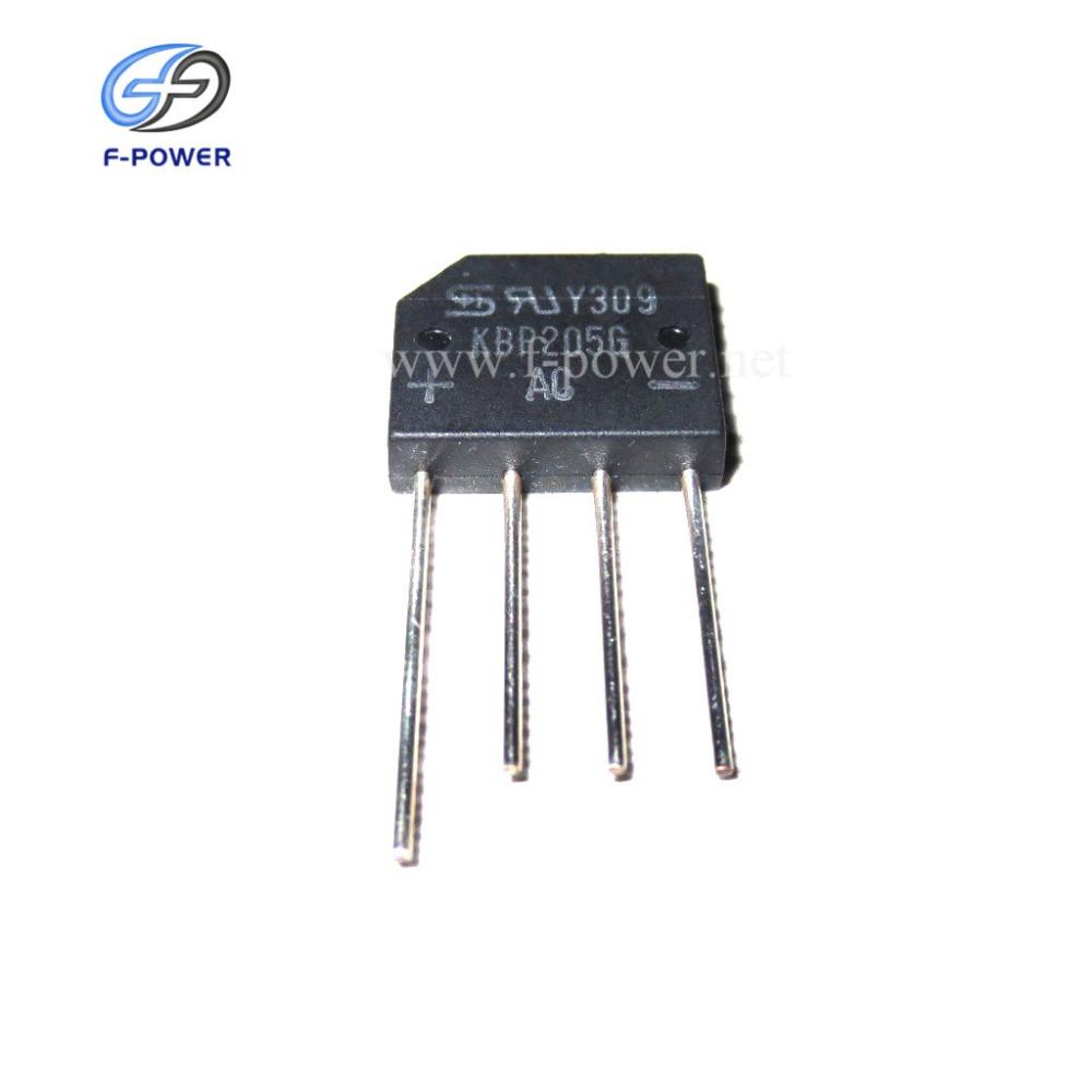 Ic Chips Bridge Rectifier Kbp205g 4 Pin Buy Kbp205gbridge Circuit With Capacitor Kbpc3510kbp210 Product On