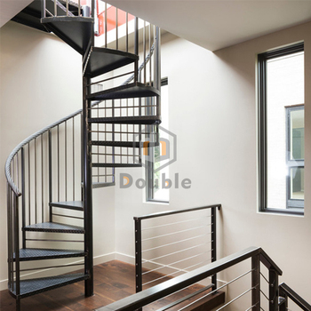Lovely Crystal Stair Railing Curved Stair Railing Kits Copper Spiral Pipe