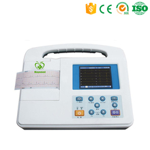 New Arrival Digital Portable holter ECG/ EKG machine/monitor price with LCD display and connectivity to USB Printer and Network