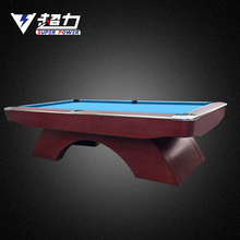 mdf billiard table