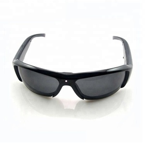 Fashion 30 fps speed1080p Mini Hidden Eyewear Video Sunglasses Camera