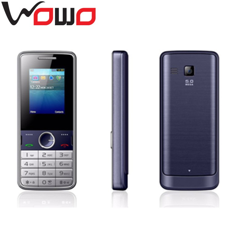 1.77 Inch Screen Quad Band Unlocked Dual SIM MP3 MP4 FM GSM/3G Feature K20 Le-Tide Mobile Phone