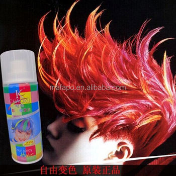 Instant Washable Pearl White Color Hair Color Spray 120ml Buy Hair Color Spray Temporary Hair Dye Washable Hair Dye By Shampoo Product On