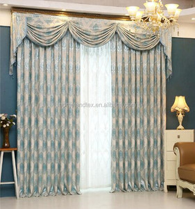 China Indian Style Curtains