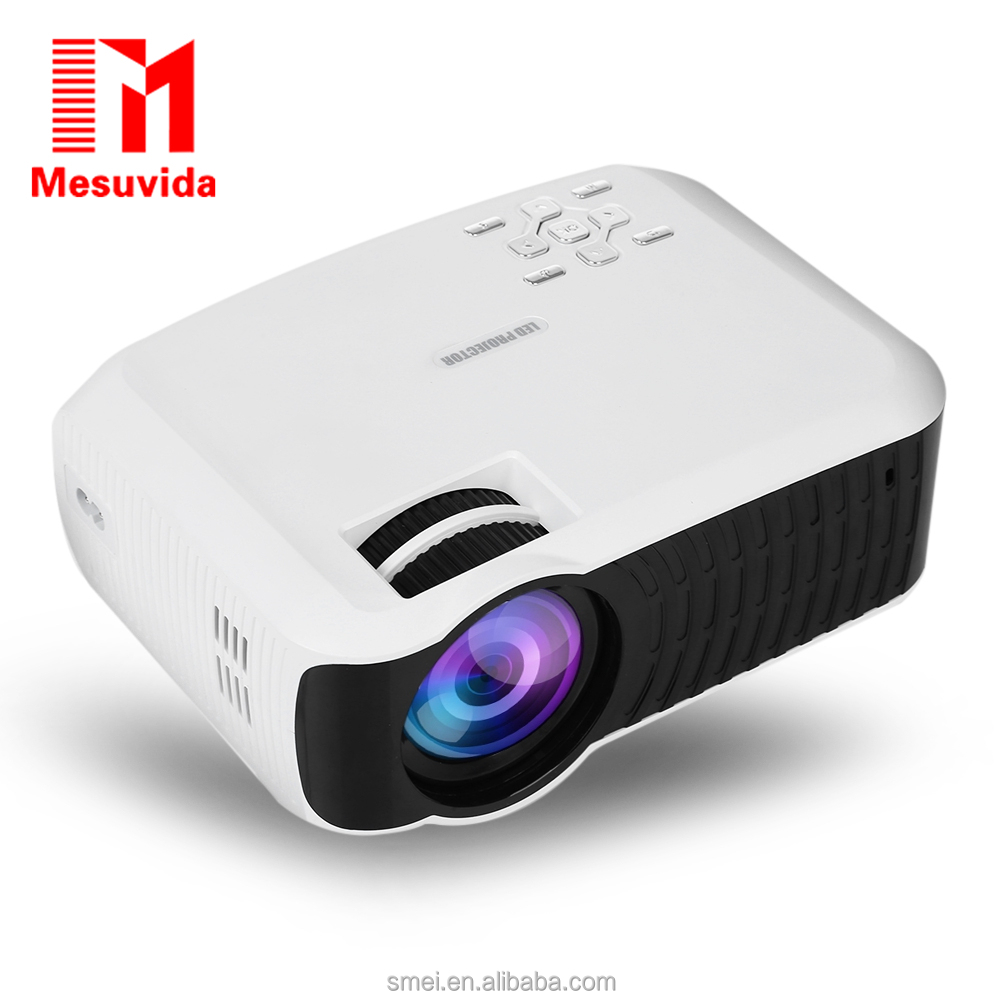 RUISHIDA 20I 2000 Lumens Home LCD <strong>Projector</strong>(US plug)