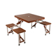 For Sale Customized Folding Iron Frame Buffet Table Restaurant Table Dining Tables And Chairs