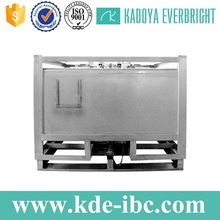 800L ibc stainless steel fuel tank for auxiliary